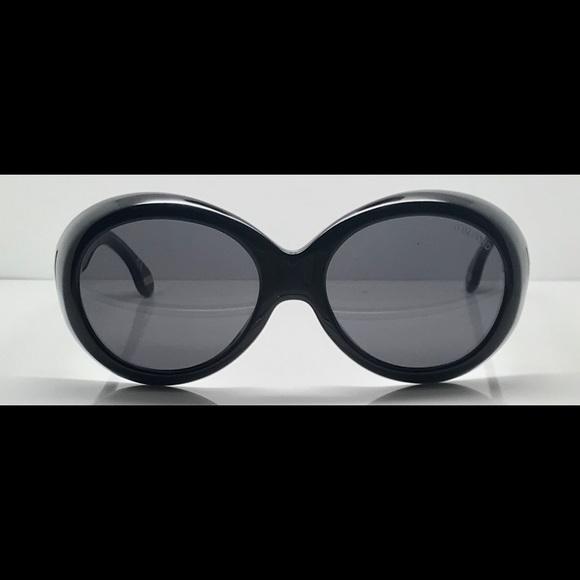 32f28e94c2e4 New Tom Ford TF67 Round Black Sunglasses Frames.  M 5b1b6873534ef968032c93ef. Other Accessories ...